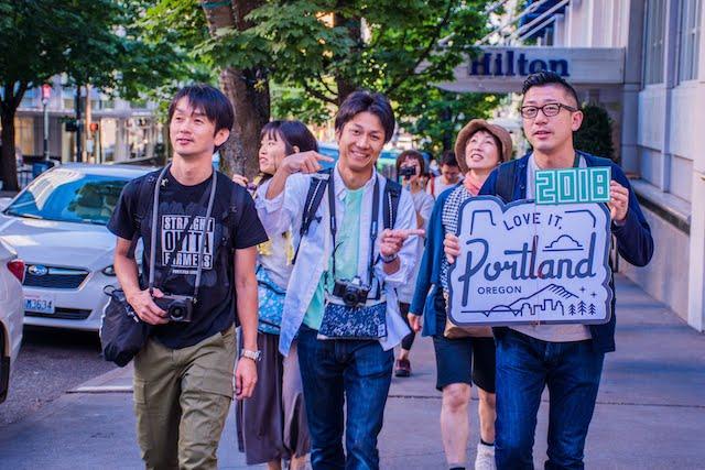 Love It, Portland 2018 〜それぞれのポートランド、それぞれのオレゴン!〜